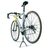 Topeak FlashStand The Ultimate portable tune-up stand. Great for keeping in the car or for travel. You could even take it on a bike tour. Bike Work Stand, Bike Stands, Bike Storage Solutions, Cycling Accessories, Packing Light, Touring, Bicycle, Slim, Car