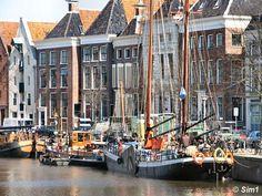 Hoge der A, Groningen, Holland