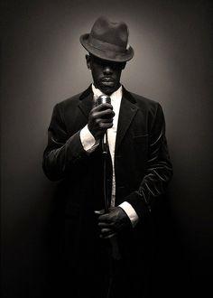 Rap Artist Mustafa Shakir by Joel Grimes Photography, via Flickr