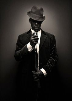 Rap Artist Mustafa Shakir by Joel Grimes Photography, via Flickr