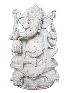 "Meditation Sculpture Lord Ganesha Gorara Stone Statue 6.5"", Yoga Gift Mogul Interior http://www.amazon.com/dp/B00SUVHE1Y/ref=cm_sw_r_pi_dp_pSCYvb12DXGYA"