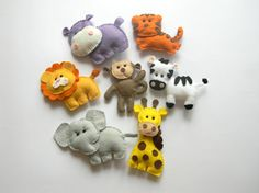 Hey, I found this really awesome Etsy listing at https://www.etsy.com/ru/listing/179856167/felt-safari-animals-jungle-theme-safari