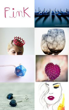 pink think by Sylwia on Etsy--Pinned with TreasuryPin.com