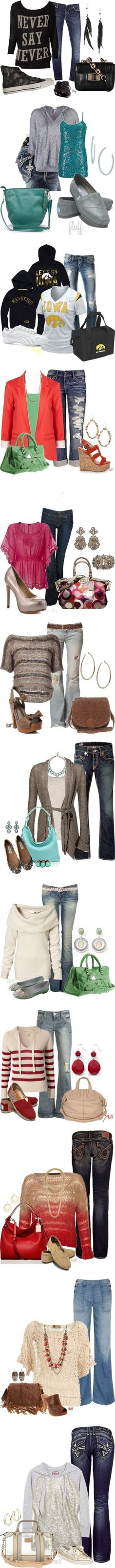 """""""Cozy for fall"""" by lluikart on Polyvore"""