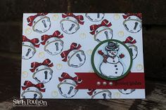 Stampin' Sarah!: A Little Christmas Magic from Stampin' Up! UK Demonstrator Sarah Poulton