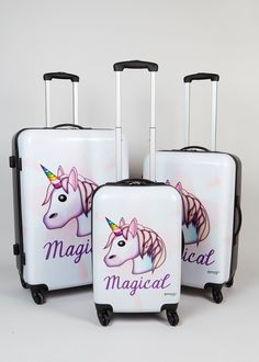 Luggage Protective Covers with Narwhal Washable Travel Luggage Cover 18-32 Inch