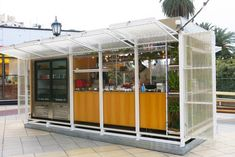 Delightful pop-up Camping restaurant brings the great outdoors to busy Buenos Aires | Inhabitat - Green Design, Innovation, Architecture, Green Building