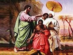 """BAPTISM--COMMANDED BY CHRIST: Mt 28:19 """"Go...baptizing them"""" Mk 16:16 """"Whoever believes and is baptized will be saved"""" Jn 3:5 (No one enters heaven without baptism) Acts 2:38 """"repent and be baptized"""" Acts 2:41 (...baptized; 3,000 added) Acts 8:12 (men & women baptized) Acts 8:38 (Philip baptizes the eunuch) Acts 10:48 """"he ordered them to be baptized"""" Also: Mk 10:38; Jn 3:22; Acts 9:18, 16:15; Rom 6:3; 1 Cor 12:13, 27; Gal 3:27"""