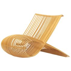 caf2982dc138 Wooden Chair by Marc Newson for Cappellini