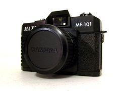 Vintage Maxim MF101 35 mm camera