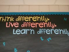 Fun upper elementary classroom decorating ideas!