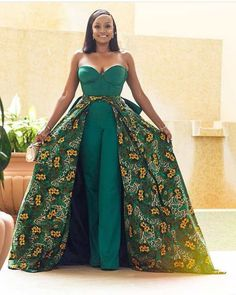 The best collection of unique and classic ankara gown styles of these ankara gowns a… – African Fashion Dresses - 2019 Trends African Jumpsuit, African Maxi Dresses, Ankara Gowns, Latest African Fashion Dresses, African Dresses For Women, African Wear, African Attire, African Style, 50s Dresses