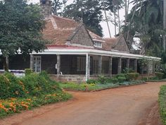 Out Of Africa House