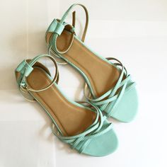 Gap Sandals Never worn Gap sandals. First picture filtered. No trades or Paypal please. GAP Shoes Sandals