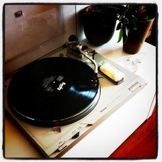 records..i own a record player..love it