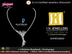 Gold Ornaments Making up to 60% Platinum Ornaments Flat 15% to 18% - Platinum Official Retailer Uncut Diamond Ornaments Making charges 40 % discounts  #PlatinumJewelry #Platinum  #IHJEWELERS #AHMADABAD #GOLDORNAMENTS  http://www.ihjewellers.com