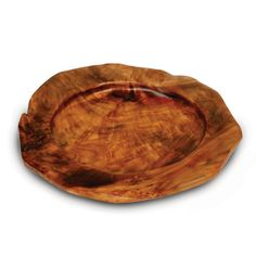 Bring a touch of rustic elegance to your next dinner party with this gorgeous root wood platter. Description from onekingslane.com. I searched for this on bing.com/images