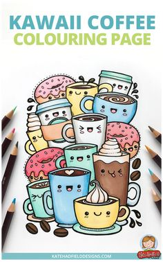 Cute Doodle Art, Doodle Art Designs, Doodle Art Drawing, Cute Art, Drawing Drawing, Doodling Art, Cute Designs To Draw, Drawing Designs, Doodle Art Journals