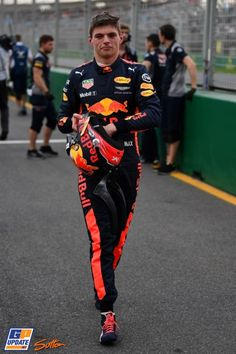 Max Verstappen, Formule 1 Grand Prix van Australië 2017, Formule 1