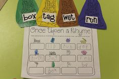"""Fairy Tale Fun: """"Once Upon a Rhyme"""""""