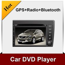 Us 409 00 New 2 Din Car Dvd Player For Volvo S60 V70 With Gps