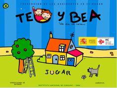 Escuela infantil castillo de Blanca: UN DÍA EN CASA