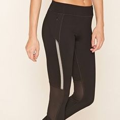 I just discovered this while shopping on Poshmark: Active Reflective Leggings NWOT. Check it out! Price: $22 Size: M