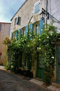 Saint-Martin-de-Ré Photo par Alain Jouenne - National Geographic Votre Plan