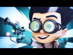 Romeo Pj Masks, Evil Geniuses, All Episodes, Round Sunglasses, Youtube, Anime, Seasons, Kids, Cartoon