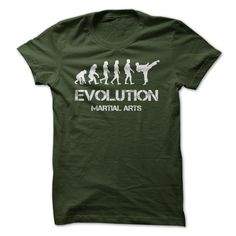 Evolution Martial Arts T Shirt, Hoodie, Sweatshirt