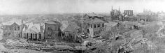A deadly hurricane came ashore on Galveston Island, Texas, killing at least people. This storm was the greatest natural disaster to occur in the United States. image: Galveston after the storm. The 1900 Storm - Galveston, Texas 1900 Galveston Hurricane, Texas Hurricane, Hurricane History, Galveston Texas, Galveston Island, Today In History, Texas History, Texas Texans, Photos