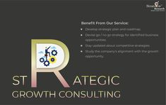 Our strategic #GrowthConsulting service provides our clients with a competitive advantage to quickly identify attractive growth opportunities and devise growth strategies. Click the link to get in touch with us or simply give us a call at +1-313-307-4176. #StratviewResearch #StratviewResearchServices #MarketForecast #MarketResearch #Research #ResearchReport #marketinsights #GrowthStrategy #StrategicGrowthConsulting Research Report, Market Research, Strategic Planning, How To Get, How To Plan, Business Opportunities, Opportunity, Insight, Study