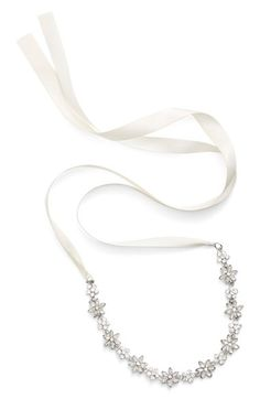 Nina Crystal Embellished Head Wrap available at #Nordstrom