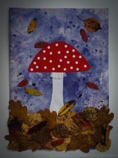 Askartelijan idealaari: 2017 – DIY World Fall Arts And Crafts, Autumn Crafts, Autumn Art, Diy And Crafts, Crafts For Kids, Kindergarten Art, Preschool Art, Theme Nature, Autumn Decorating