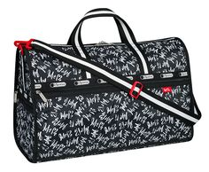 """LeSportsac x Curtis Kulig """"Love Me"""" Spring 2014 Collection"""