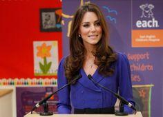 Kate Middleton indossa i colori di moda dell'autunno inverno