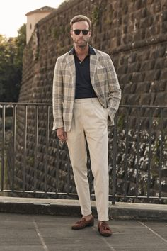 Menswear Andreas WeinasSource: kingmagazine.se Pitti Uomo 92