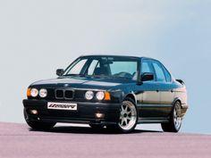 Zender BMW 5 Series Sedan (E34) '1988–95