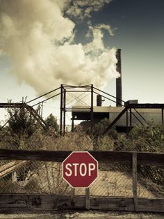 Sugar Cane factory in South Louisiana