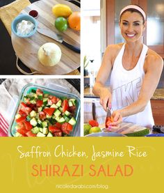 Persian Saffron Chicken is one of the easiest meals to make in bulk. It's light, tangy, and somehow we never get sick of it! I married into a Persian Family, which means I would be ousted if I didn't know… Read more ›