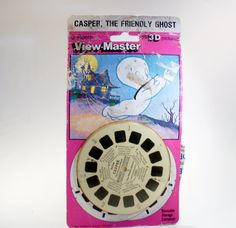 Vintage Toys View Master Reels Casper The by DoorCountyVintage, $5.00