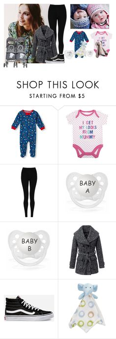 """""""ootd"""" by the-infinite-anons ❤ liked on Polyvore featuring M&S Collection, Vans and Lambs and Ivy"""