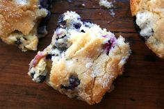 Freshly brewed coffee and this Buttermilk Blueberry Breakfast Cake are a no-brainer. A little something sweet makes her morning cup of joe that much better.