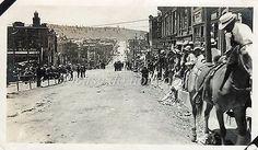 Cripple-Creek-Colorado-Vintage-Snapshot-Photo-Historic-Western-Americana