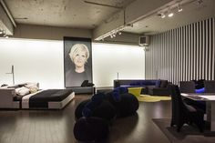 . Loft, Conference Room, Table, Design, Furniture, Home Decor, Real Estate, Home Ideas, Decoration Home