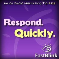 Social Media Marketing Tip #128
