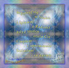 Wpatruj się w Niebo - Phil Bosmans  www.JasnowidzJacek.blogspot.com