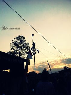 Panjat Pinang to Celebrate Indonesia's Independence Day