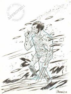 Wolverine by James Harren