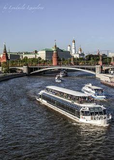 riverwalk Moskva by Lyudmila Izmaylova on 500px